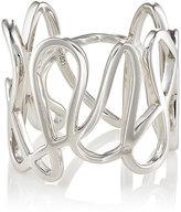 Repossi Women's White Gold White Noise Ring