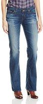 Big Star Women's Remy Low Rise Boot Jean In Rossi