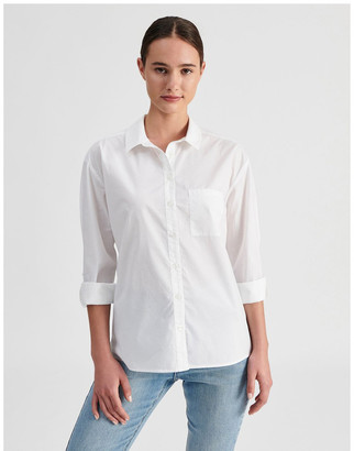 Grab Relaxed Cotton Shirt