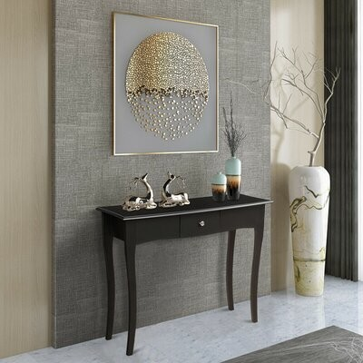 """Thumbnail for your product : Red Barrel Studio Ameria 40"""" Console Table"""