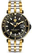 Versace V-Race Diver Watch, 46mm