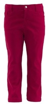 Mayoral Cherry Red Twill Trousers
