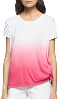 Calvin Klein Jeans Cotton Roundneck Top