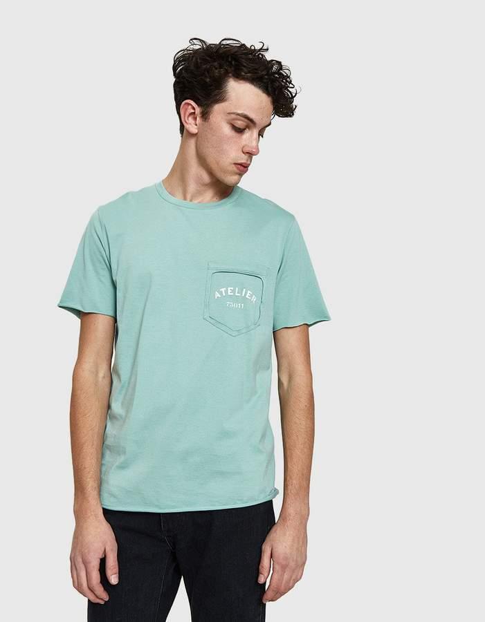Maison Margiela Mako Cotton Jersey T-Shirt