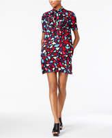 Love Moschino Ruffled Shirtdress