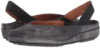 Cypris L'Amour Des Pieds Graphite Metal) Women's Sandals