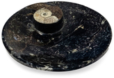 Mapleton Drive Fossilized Circle Tray
