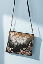 Mary Frances Sequin Waterfall Crossbody Bag