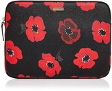 Kate Spade Poppy Print 13 Laptop Case