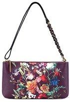 Elliott Lucca Artisan 3 Way Demi Clutch Convertible Cross Body Bag