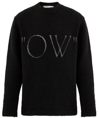 Off-White Oversize sweatshirt