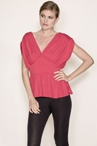 Rachel Pally Salome Top in Pomegranate