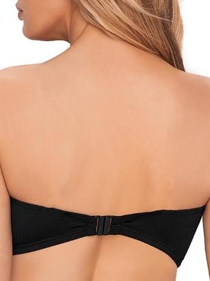 Pour Moi? Sol Beach Bandeau Underwire Bikini Top