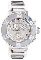 Catherine Malandrino Women's 38mm Rubber Band Quartz Watch Cm9868s264-029