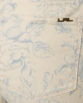 Lauren Ralph Lauren Floral Straight Ankle Jeans