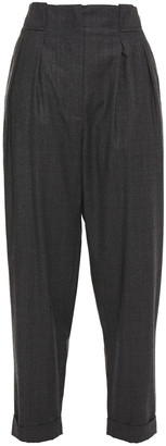IRO Nux Prince Of Wales Checked Wool Tapered Pants