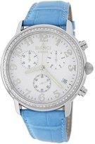 Roberto Bianci Men's 1822DIA_WHT_BLBND Diamond Accented Chronograph Date Watch
