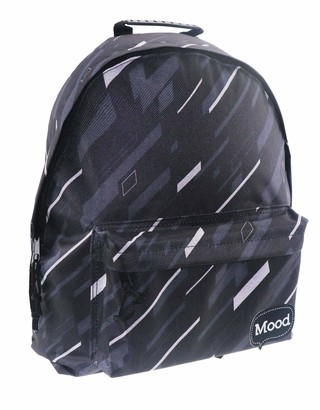 MUST Rayures Mood Sigma Unisex Adults Backpack