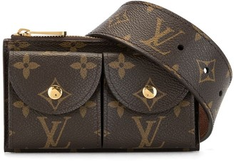 Louis Vuitton pre-owned Monogram belt