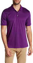 Calvin Klein Liquid Cotton Short Sleeve Polo