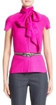 St. John Women's Ribbon Texture Knit Jacket