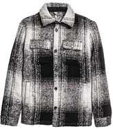 H&M Padded Shirt Jacket