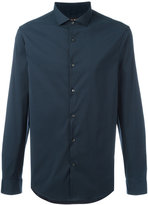 MICHAEL Michael Kors long-sleeve shirt - men - Cotton/Nylon/Spandex/Elastane - XS