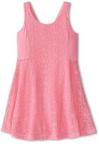 Ella Moss Lily Lace Dress (Little Kids)
