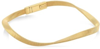 Marco Bicego Marrakech 18K Yellow Gold Twisted Coil Bracelet