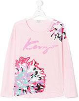 Kenzo printed top