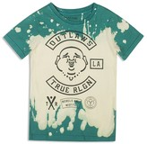 True Religion Boys' Splatter Circle Buddha Tee - Sizes S-XL