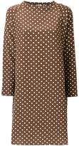 Aspesi polka dot print dress