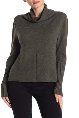 Lynk Knyt & Cowl Neck Cashmere Sweater