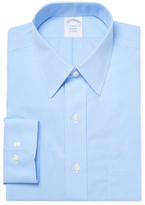 Brooks Brothers Regent Slim Fit Spread Collar Sportshirt