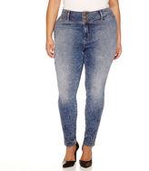 Boutique + Boutique+ 30 High-Rise Skinny Jeans - Plus