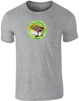 R&M Mother Effing Szechuan Sauce XL Short Sleeve T-Shirt by Pop Threads