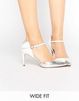 Asos SKYLAR Wide Fit Pointed Heels