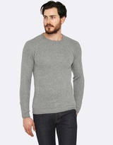 Oxford Freddy Crew Neck Knit