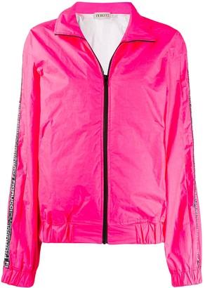 Fiorucci Tyvek bomber jacket