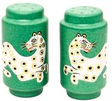 Jungle Salt & Pepper Shakers