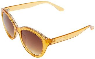Steve Madden Bea (Brown) Fashion Sunglasses