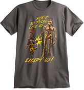 Disney Rocket and Groot Tee for Men by Mighty Fine