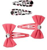 Gymboree Hair Clips 4-Pack