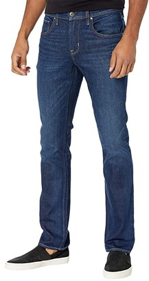 Hudson Byron Five-Pocket Straight Zip Fly in Manchester (Manchester) Men's Jeans
