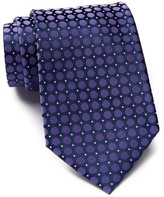 Calvin Klein Power Dot Silk Tie