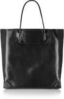 Alexander Wang Prisma glossed-leather tote