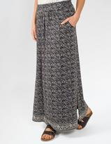 Fat Face Amber Tribal Stripe Maxi Skirt
