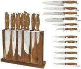 Schmidt Brothers® Acacian 13-Piece Knife Block Set