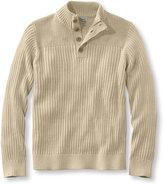 L.L. Bean Northridge Cotton Sweater