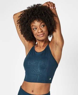 Sweaty Betty All Day Contour Cropped Workout Tank